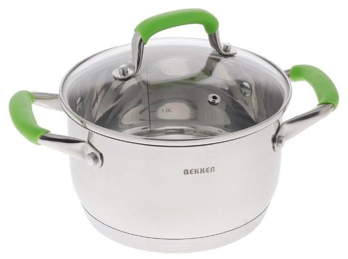 Кастрюля Bekker BK-1740 2,7 л
