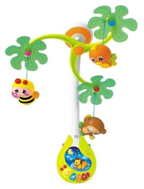 Электронный мобиль Huile Plastic Toys Веселый остров (818)