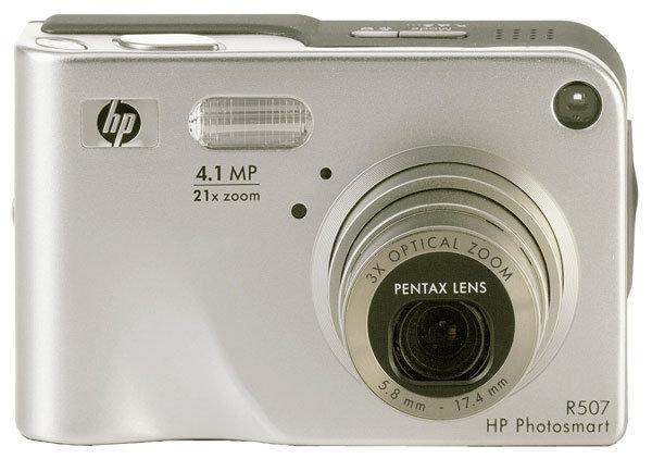 Фотоаппарат HP Photosmart R507