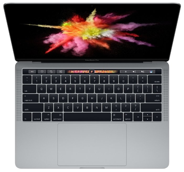 MacBook Pro 13 with Retina display and Touch Bar Late 2016