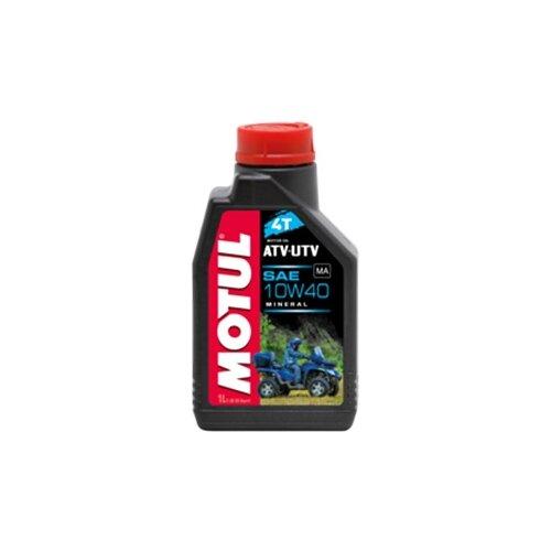цена на Моторное масло Motul ATV-UTV 4T 10W40 1 л