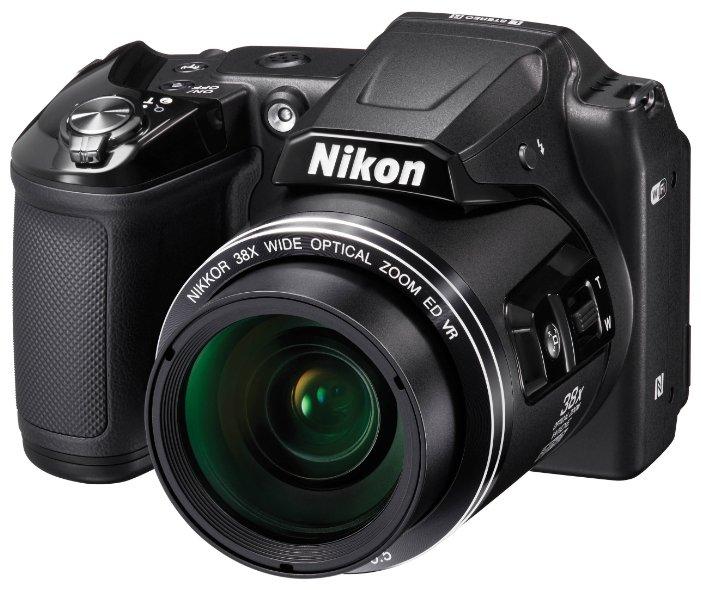 Компактный фотоаппарат Nikon Coolpix L840