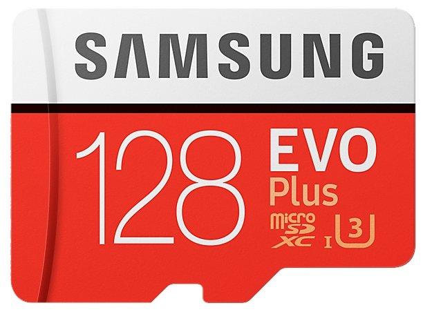Samsung microSDXC EVO Plus 100MB/s + SD adapter