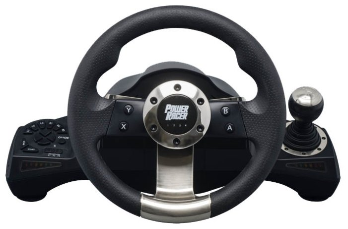 BigBen Power Race 270 Wireless Racing Wheel