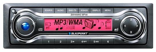 Автомагнитола Blaupunkt Bahamas MP46