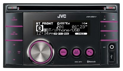 Автомагнитола JVC KW-XR811