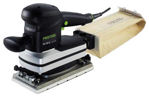Плоскошлифовальная машина Festool Rutscher RS 100 Q-Plus