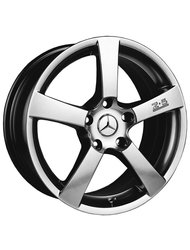 Колесные диски Kyowa Racing KR342 7.0x16/5x114.3 D60.1 ET40 HP - фото 1