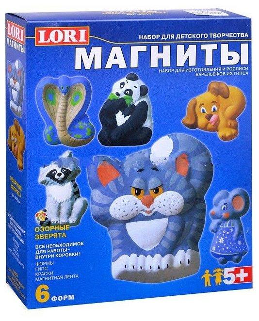LORI Магниты - Озорные зверята (М-014)