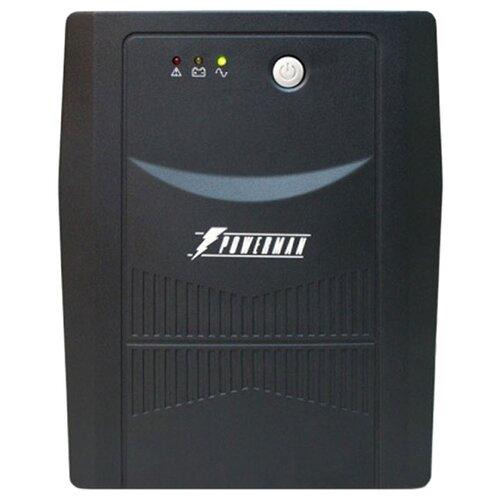 Интерактивный ИБП Powerman Back Pro 2000 интерактивный ибп powerman back pro 1000 plus