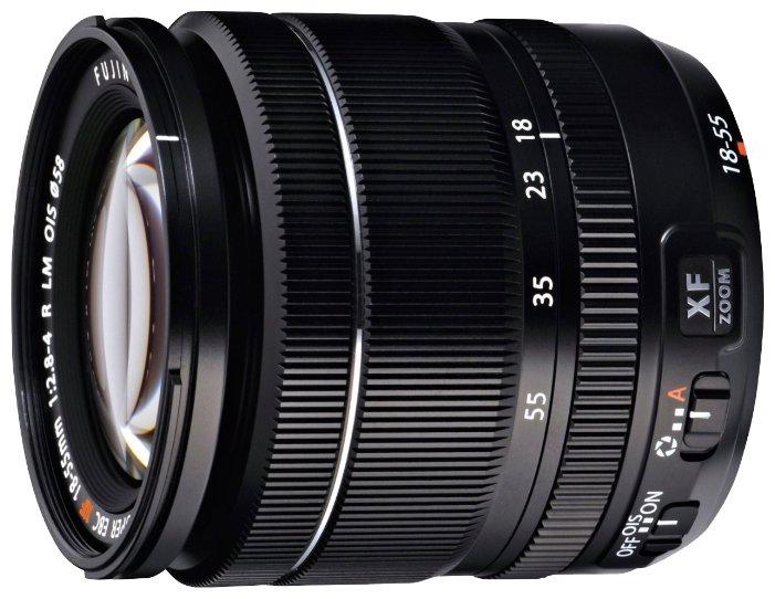 Fujifilm X-T10 Kit XF18-55mm F2.8-4 R LM OIS (черный)