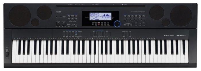 Синтезатор CASIO WK-6500