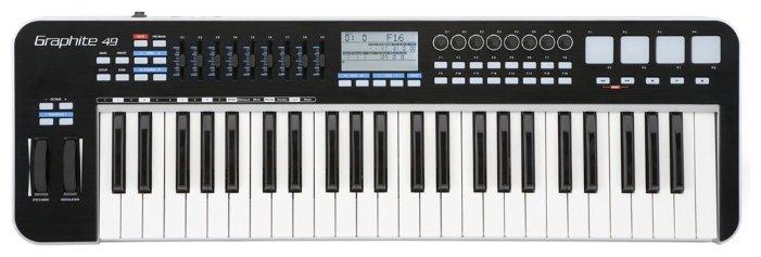 MIDI-клавиатура Samson Graphite 49