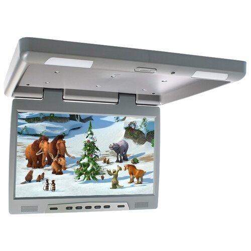 Автомобильный монитор AVEL AVS2020MPP серый автомобильный монитор avel avs4715bm черный