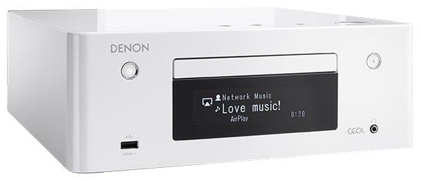 Denon CD-ресивер Denon RCD-N9