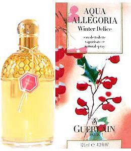 Guerlain Aqua Allegoria Winter Delice