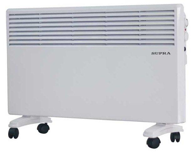 Сравнение с Supra ECS-405
