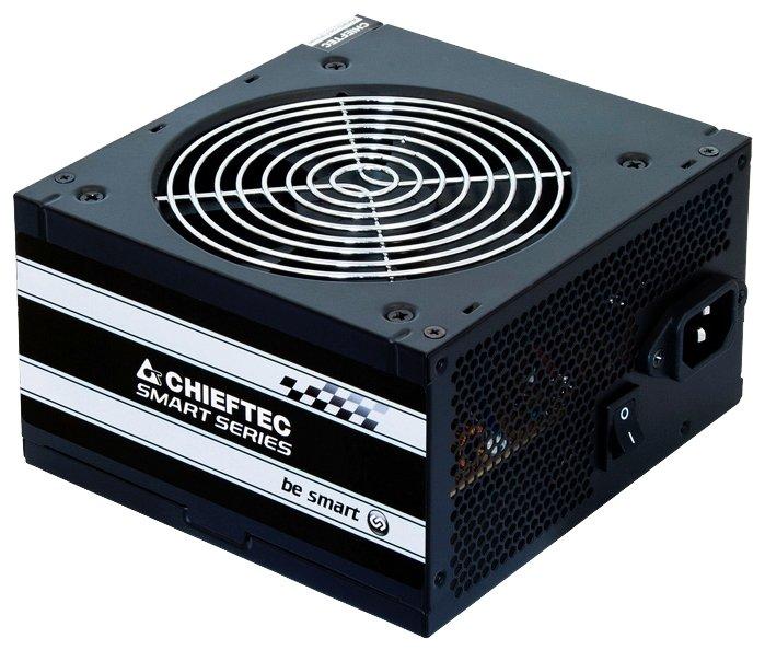 Блок питания Chieftec GPS-650A8 650W — купить по выгодной цене на Яндекс.Маркете