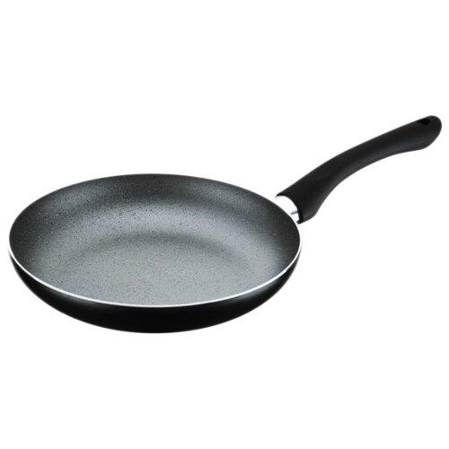Сковорода Peterhof PH-25304-24 24 см, черный сковорода d 24 см kukmara кофейный мрамор смки240а