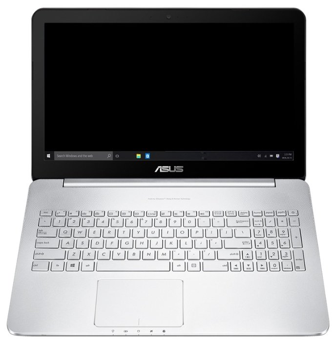 ASUS N552VX (Intel Core i5 6300HQ 2300 MHz/15.6