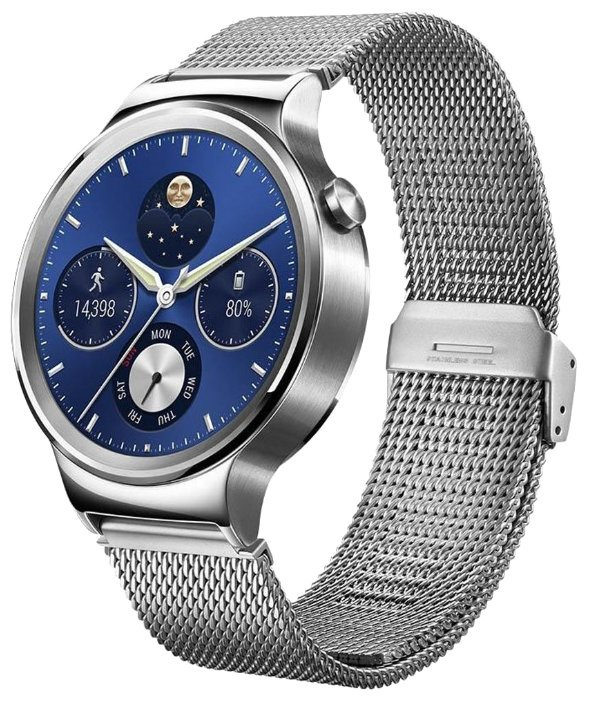Huawei Watch Stainless Steel Mesh Strap
