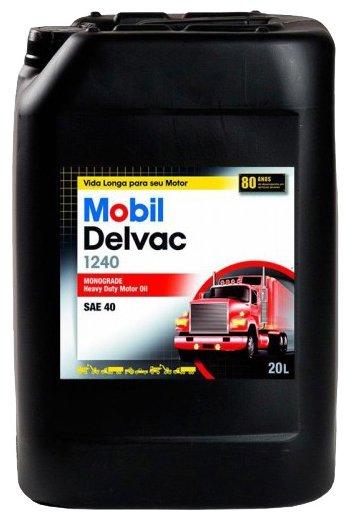 Моторное масло MOBIL Delvac 1240 20 л