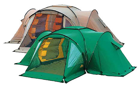 Палатка Alexika Base Camp