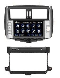 Автомагнитола FlyAudio FA082B01 Toyota Prado 2010 RHD