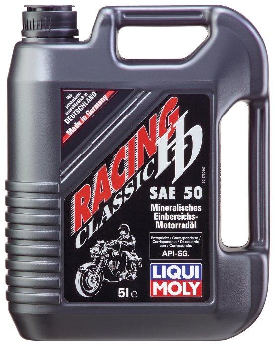 Моторное масло LIQUI MOLY Motorbike HD-Classic SAE 50 Street 5 л