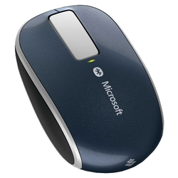 Мышь Microsoft Sculpt Touch Mouse Black-Blue Bluetooth