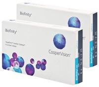 CooperVision Biofinity (12 линз)