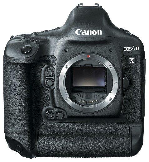 Canon Зеркальный фотоаппарат Canon EOS 1D X Body