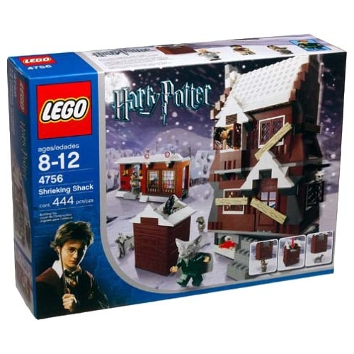 Конструктор LEGO Harry Potter 4756 Воющая хижина