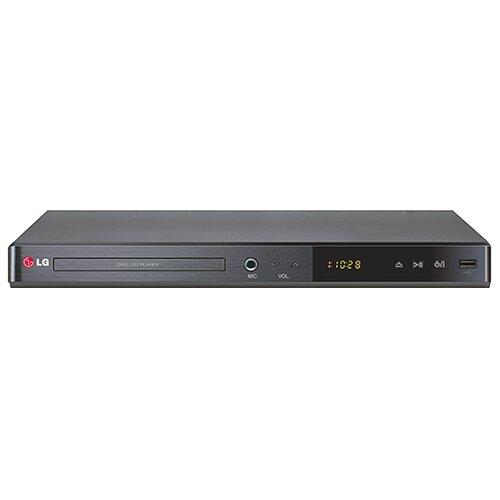 DVD-плеер LG DP547H черный