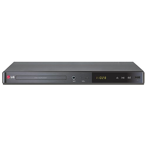 Фото - DVD-плеер LG DP547H черный dvd плеер