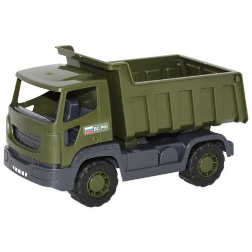 Купить Грузовик Wader Военный Агат (48554) 26 см зеленый, Машинки и техника