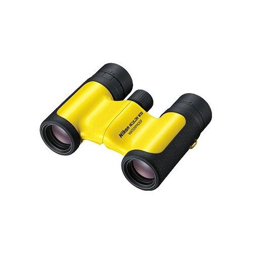 Фото - Бинокль Nikon Aculon W10 8x21 желтый/черный бинокль nikon prostaff 5 10 x 42 roof черный [baa821sa]