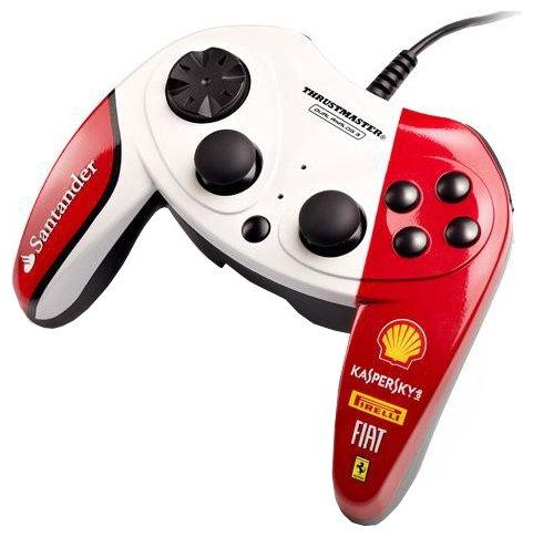Thrustmaster Геймпад Thrustmaster F1 Dual analog Gamepad Ferrari 150th Italia Exclusive Edition