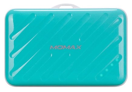 Универсальный внешний аккумулятор MOMAX iPower GO Buddy