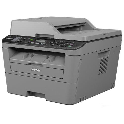 Купить МФУ Brother MFC-L2700DWR серый