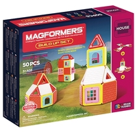 Магнитный конструктор Magformers House 705003 Построй-ка