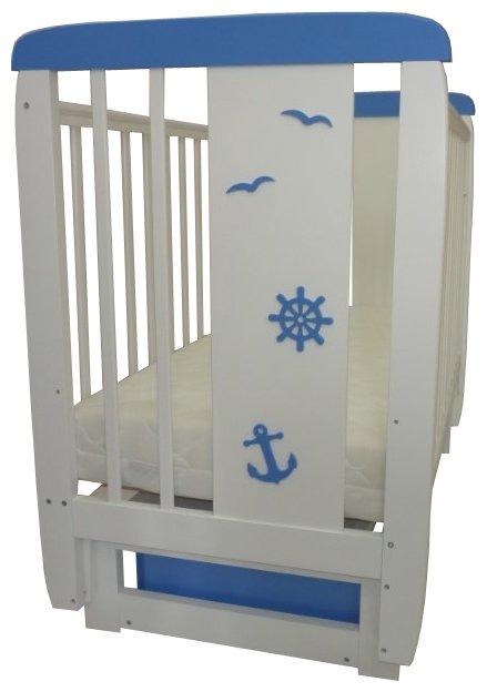 Кроватка Соня Юнга 4