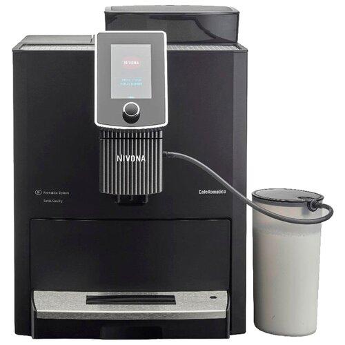 Кофемашина Nivona CafeRomatica 1030 черныйКофеварки и кофемашины<br>