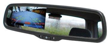 Автомобильный монитор AVEL AVS0477BM