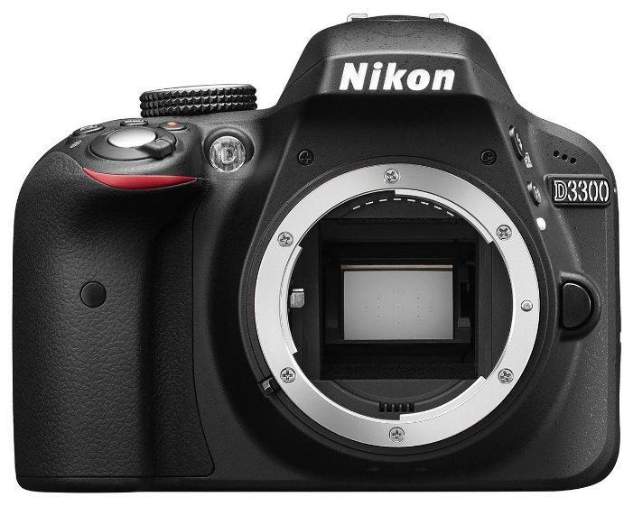 Nikon Зеркальный фотоаппарат Nikon D3300 Body