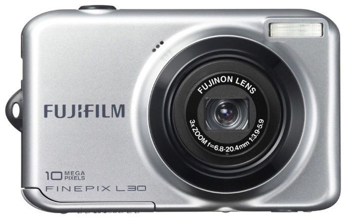 Компактный фотоаппарат Fujifilm FinePix L30