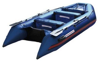 Надувная лодка Nissamaran 420