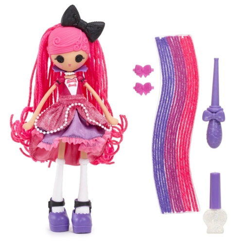 Кукла Lalaloopsy Girls Crazy Hair Маскарад 25 см 537298