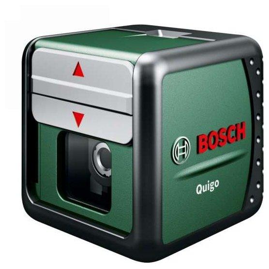 Лазерный уровень Bosch QUIGO II-EEU (0603663220)