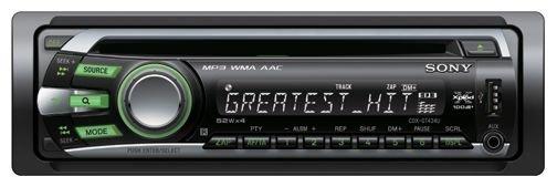 Sony CDX-GT434U